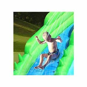 Water Slide/Jumping Castle Combo for sale -Wet & Dry Ex Demo Blacktown Blacktown Area Preview
