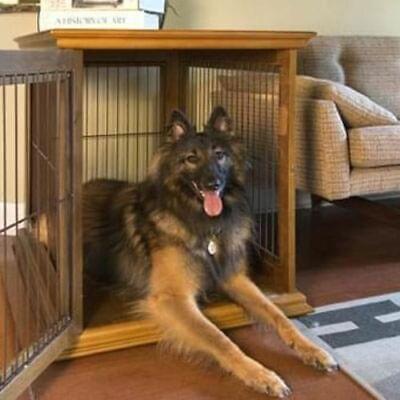 ruffhaus dog crate furniture