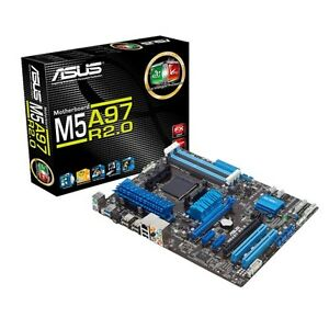 ASUS M5A97 R2.0 Motherboard [AM3+]