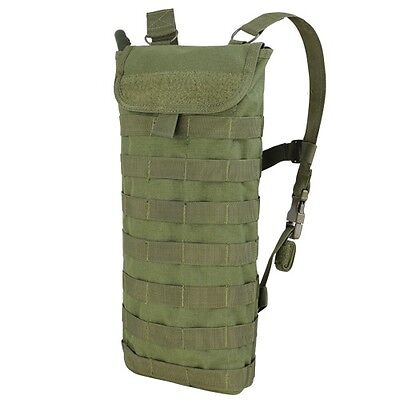 Condor Hcb Od Green Molle Hydration Carrier Backpack W  2 5L Bladder Included