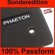Phaeton Fußmatten