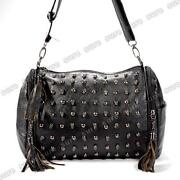 Studded Tassel Bag