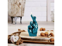 CANDELLANA CANDLES UNIQUE HANDMADE DESIGNER & THEMED CANDLES HAND GESTURES THUMB