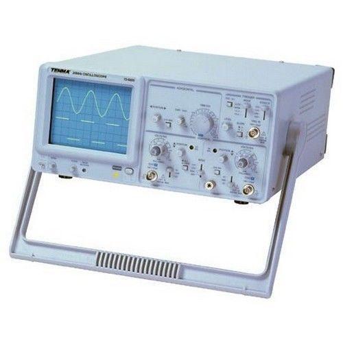 Dual Trace Oscilloscope : Dual trace oscilloscope ebay