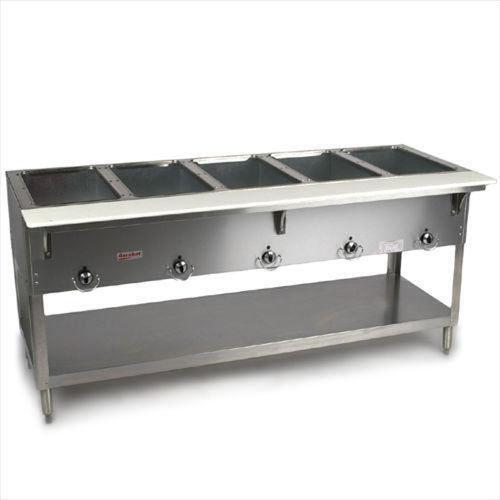 5 Well Steam Table Ebay