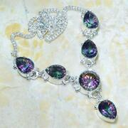 Mystic Topaz Necklace