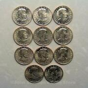 Susan B Anthony Dollar Collection