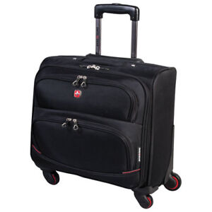 "BNIB - SWISS GEAR SWA5176 17"" Spinner Business / Laptop Bag"