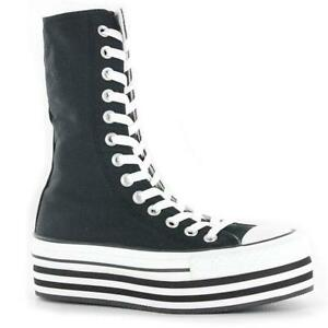 182c6263ffd922 Knee High Converse  Clothing