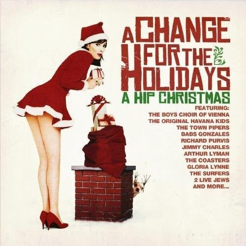 Jimmy Charles - Change for the Holidays: Hip Christmas [New CD] Manufactured On