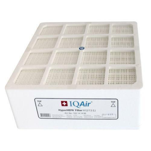 iqair healthpro filter: air cleaners & purifiers |