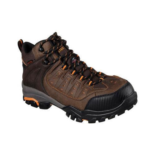 Skechers Men's   Work Delleker Lakehead Steel Toe Boot