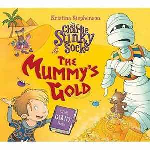 GoodSir Charlie Stinky Socks The Mummy039s Gold PaperbackStephenson Kristi - Ammanford, United Kingdom - Contact me in the first instance if dissatisfied with your purchase. Most purchases from business sellers are protected by the Consumer Contract Regulations 2013 which give you the right to cancel the purchase within 14 days af - Ammanford, United Kingdom
