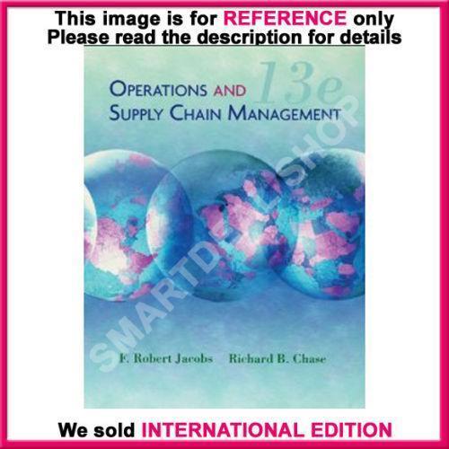 Operations Management Stevenson 10th Edition Test Bank