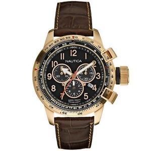 nautica watch men nautica men s chronograph watch