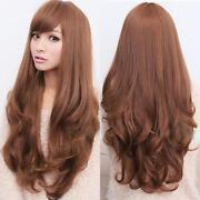 Light Brown Cosplay Wig