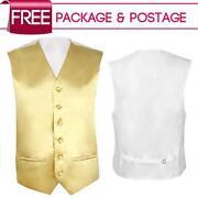 Gold Waistcoat
