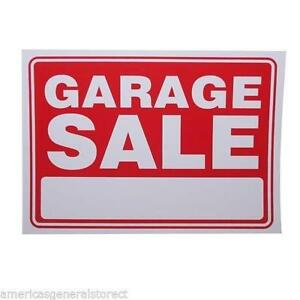 Garage Sale Retail Services Ebay