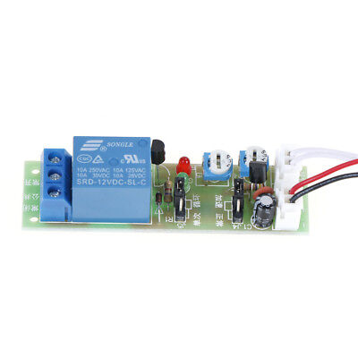 Dc12v Adjustable Infinite Cycle Loop Delay Timer Time Relay Chwitch Mod Fch
