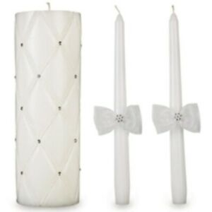 Wilton Unity Candle Set - Graceful Collection