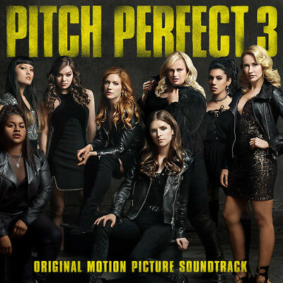 Various   Pitch Perfect 3  Original Motion Picture Soundtrack   New Cd