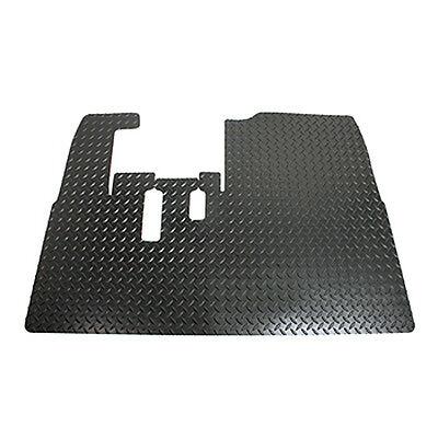 Yamaha Golf Cart Diamond Plate Rubber Floor Shield fits G29 / Drive