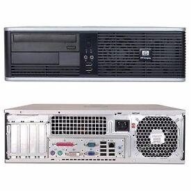 Compaq DC5750 Dual Core (Small Form Factor) PC