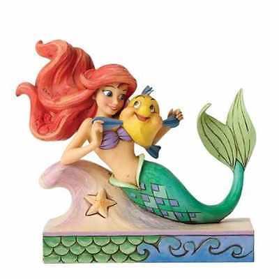 Spaß und Freunde (Ariel mit Flunder Figur ) 4054274 von Jim Shore