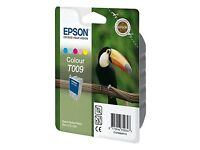 Epson Stylus Colour Ink Cartridge - T009