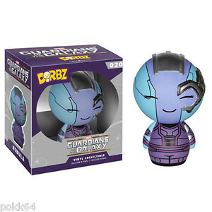 The guardians of the galaxy Vinyl Sugar Dorbz Vinyl figurine Marvel Nebula 020