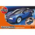 Bugatti Car Model Building Toys