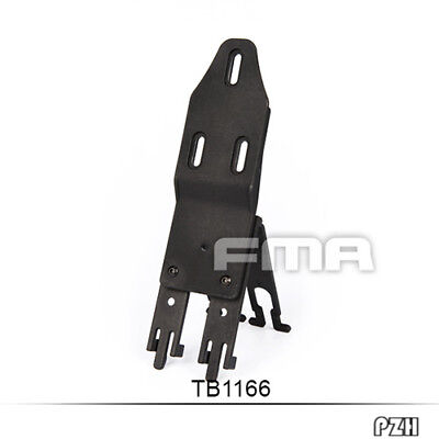 FMA Molle System Platform Adapter Waist Clip TB1166-BK Black