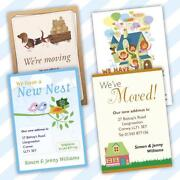 Moving House Cards