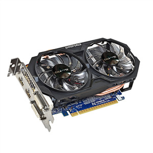Gigabyte GeForce GTX750 Ti OC 2GB GDDR5 PCI-E
