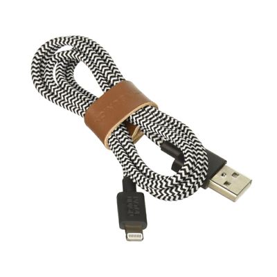 Native Union BELT 4ft Lightning to USB Charging Cable with S