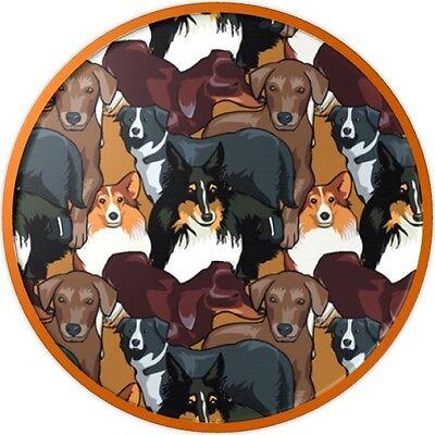 30 Custom Puppy Dog Art Personalized Address Labels