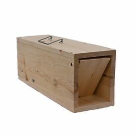 Wooden Rabbit trap