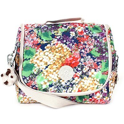 Kipling Kichirou Lunch Bag Print, Garder Party, One Size