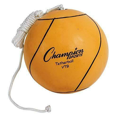 Champion Sports Optic Yellow Tether Ball
