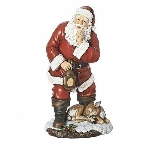 Roman Santa with Sleeping Deer-131527