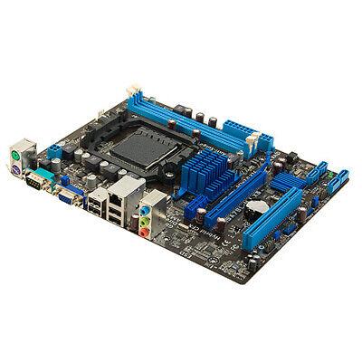 Asus M5A78L-M LX3 AMD 760G Micro ATX DDR3-SDRAM Motherboard