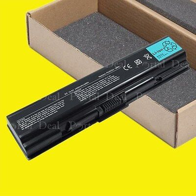 Notebook Battery For Toshiba Pa3533u-1bas Equium A200 Sat...