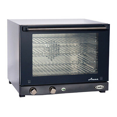 Cadco Ov-023 Electric Convection Oven - 4 Half-size Sheet Pan Capacity