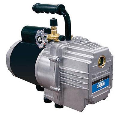 Mastercool 90065 5 Cfm115v2 Stage Vacuum Pump