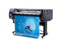HP 315 latex printer 54 inch