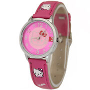 Hello Kitty Watch Free Shipping