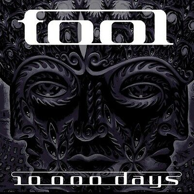 Tool   10 000 Days  New Cd