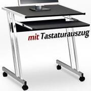 PC Tisch Schwarz