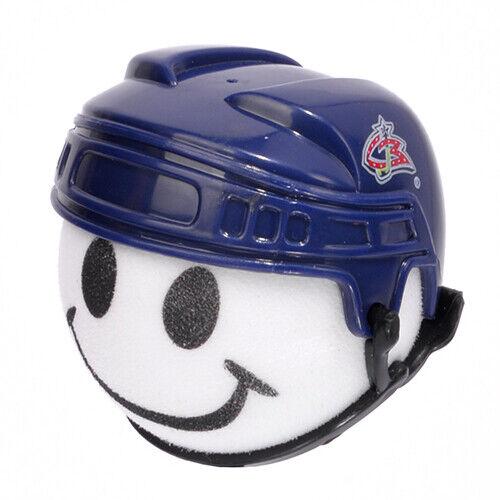 Columbus Blue Jackets Helmet Head Antenna Topper / Desktop Stand Bobble Buddy