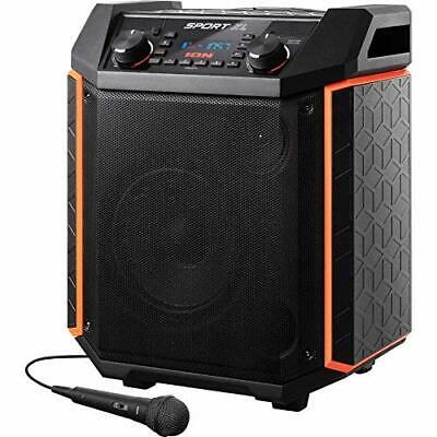 "ION Audio - Sport XL 8"" 2-Way Tailgate Portable PA Speaker -"